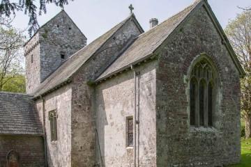 Llanmihangel Church