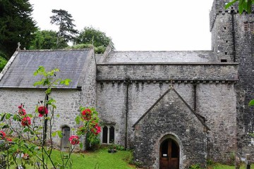 St Donats Church