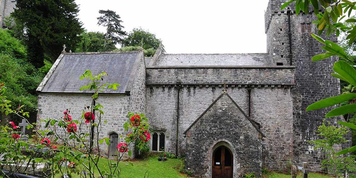 St Donats Church