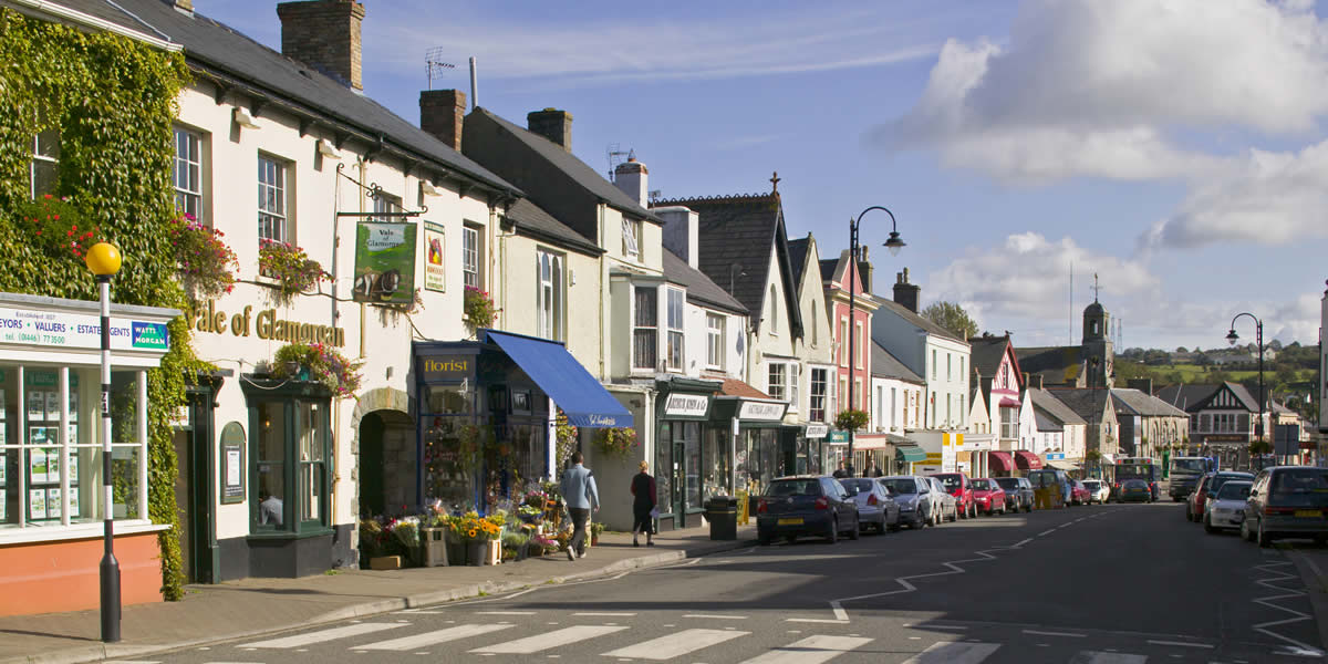 Cowbridge High Street