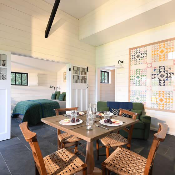 Walden Lodge Interior